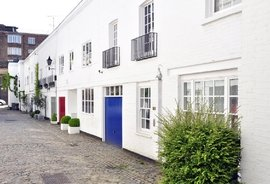 Elgin Mews South, Maida Vale, London, W9