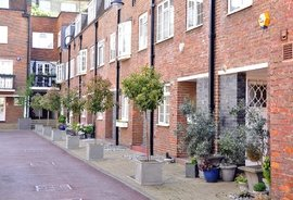 Elizabeth Close, Maida Vale, London, W9