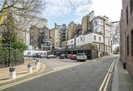 Elms Mews, Lancaster Gate, London, W2