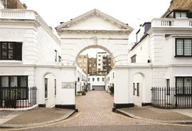 Gaspar Mews, South Kensington, London, SW5