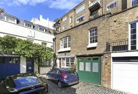 Mews House to rent in Minera Mews, London