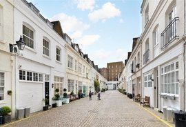 Property to rent in Petersham Place, London