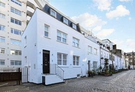 House to rent in Radnor Mews, Lancaster Gate