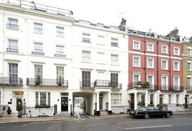 Flat to rent in Sussex Place, Lancaster Gate