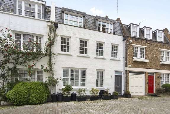Craven Hill Mews, Bayswater, London, W2