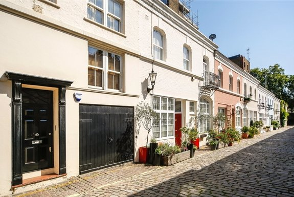 Ennismore Gardens Mews, South Kensington, London, SW7
