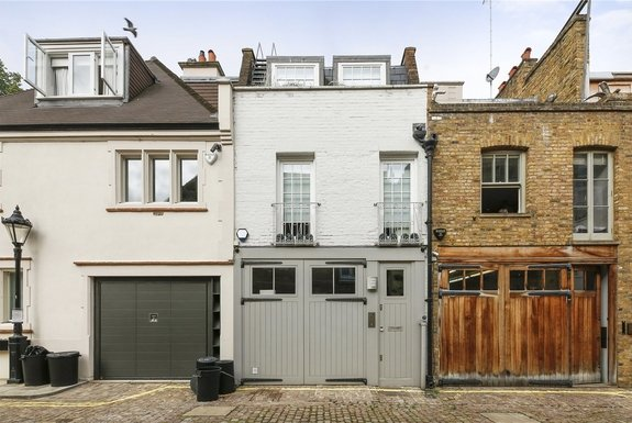 Ennismore Mews, London, SW7