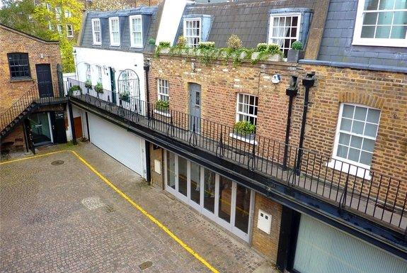 Ledbury Mews North, Notting Hill, London, W11