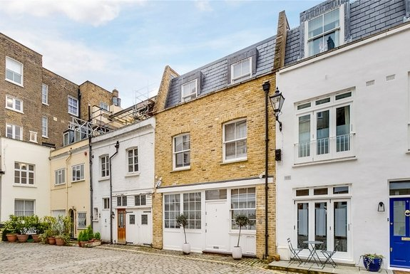 Princes Mews, London, W2
