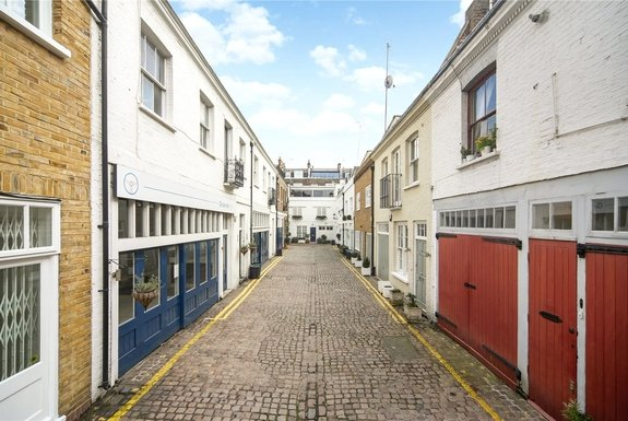 Radley Mews, London, W8