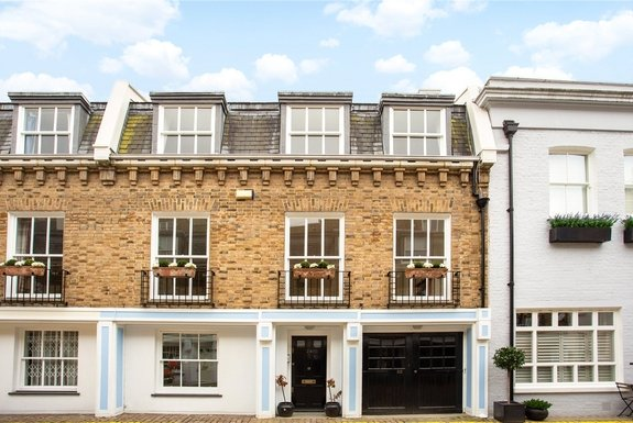 Redcliffe Mews, Chelsea, London, SW10