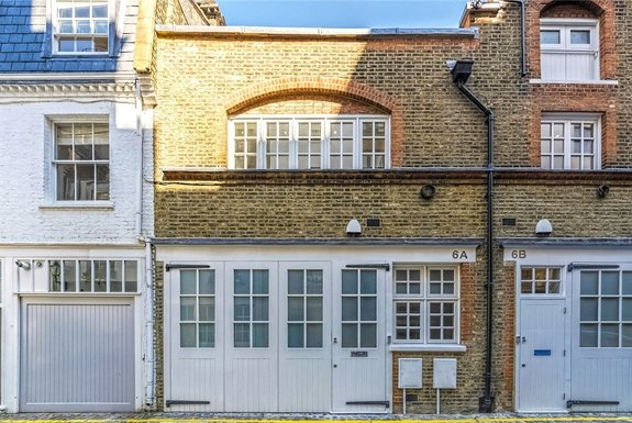Colbeck Mews, London, SW7