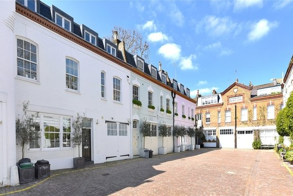 Horbury Mews, Notting Hill, London, W11