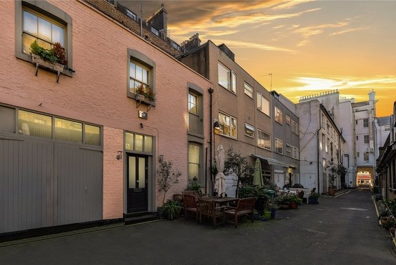 London Mews, Paddington, London, W2