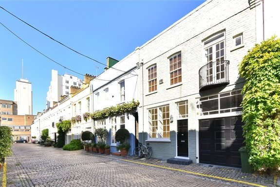 Princes Gate Mews, London, SW7