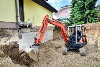 How to handle basement excavation in a neighbouring property?