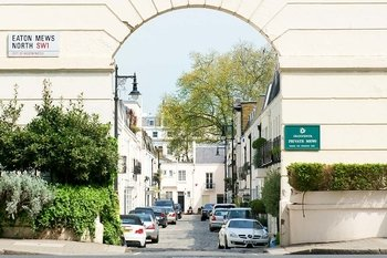 Belgravia – London's byword for beauty, elegance and style