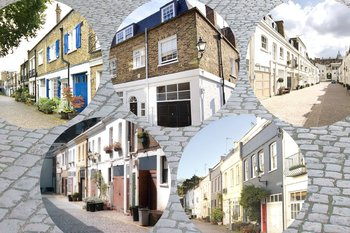 Explore 5 outstanding South Ken mews streets with Lurot Brand