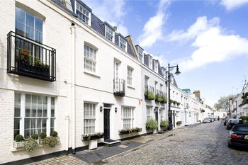 5 beautiful Belgravia mews streets to call home