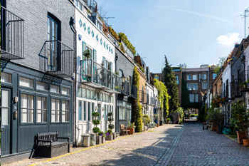 How two World Wars changed London's mews streets forever